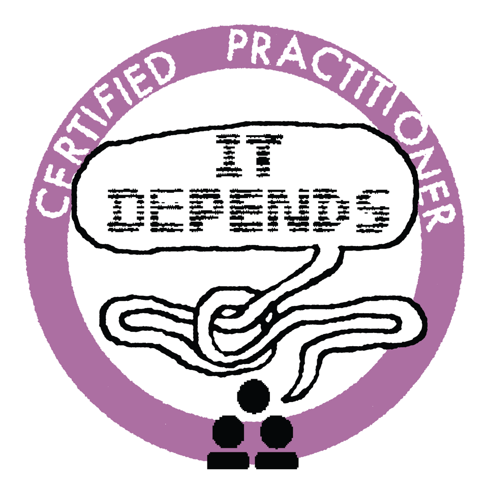 IT Depends Logo